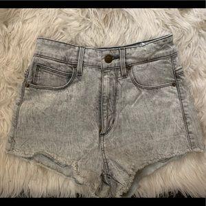 Pants - Guess Vintage HighWaist Cutoff Shorts